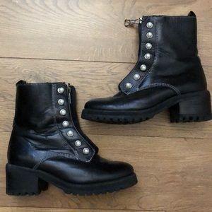 Zip-up Boots 👢